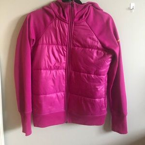 Puffer nike jacket(therma fit)